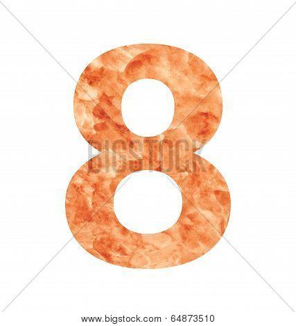 8 Land Number