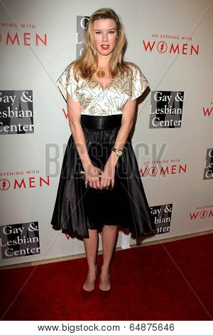 LOS ANGELES - MAY 10:  Andrea Harrison at the L.A. Gay & Lesbian Center's