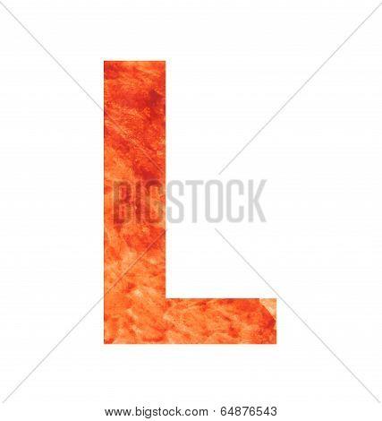 L Land Letter