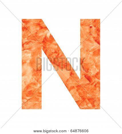 N Land Letter