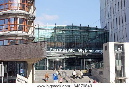 Erasmus Mc, Rotterdam - Netherlands