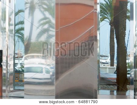 Reflections On Paseo Maritimo