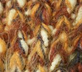 pic of villi  - dyed wool texture background with visible thread - JPG