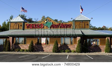 Texas Roadhouse Restaurant.