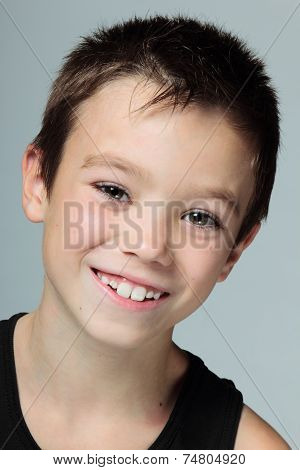 The child boy