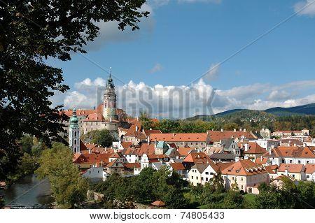 Czech Krumlov