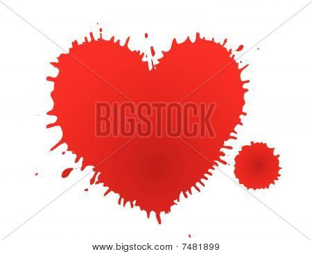 Heart Stain