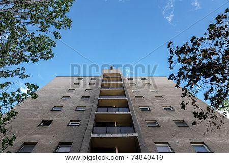 communist building