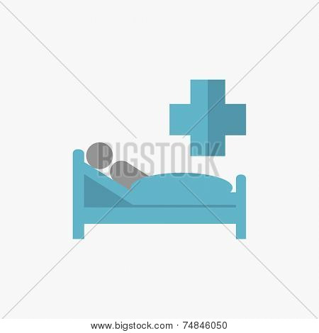 Patient Flat Icon