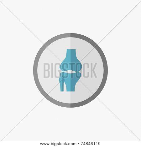 Bones Flat Icon