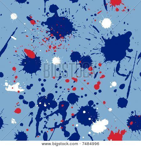 Blots Pattern