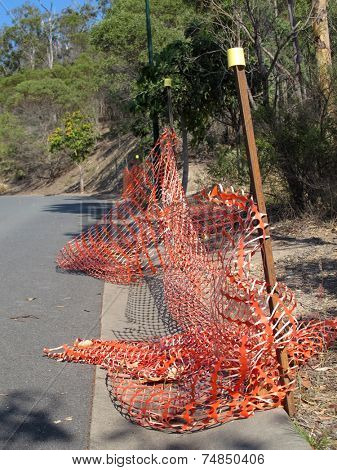 Road Safety Barrier 1