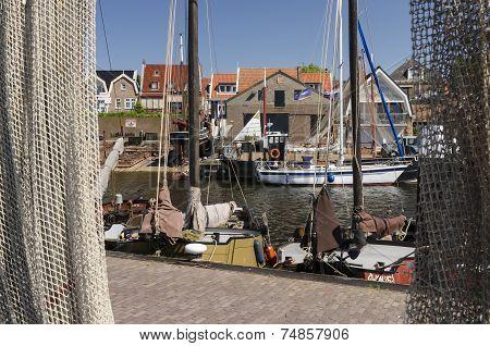 Old Harbor of Urk
