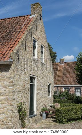 Old House In Bourtange