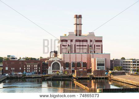 New Boston Steam Electric