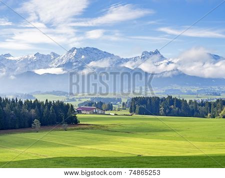 Mountain Allgau