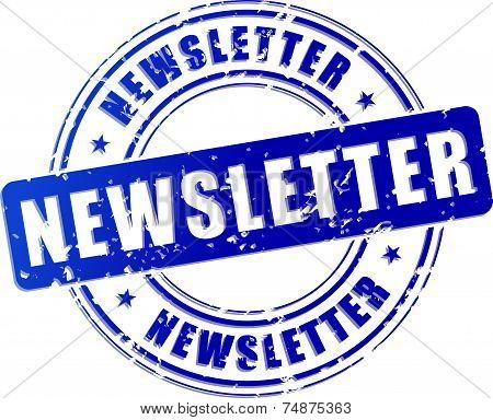 Newsletter Stamp