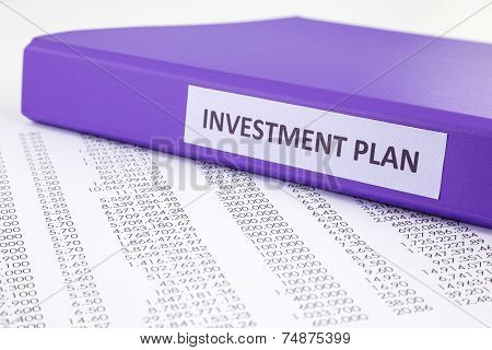 Financial Report For Investment Plan