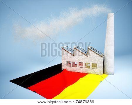 Germany Industry Development