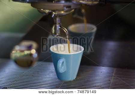 Italian Coffe Machine