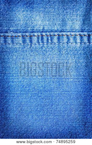 denim blue fabric