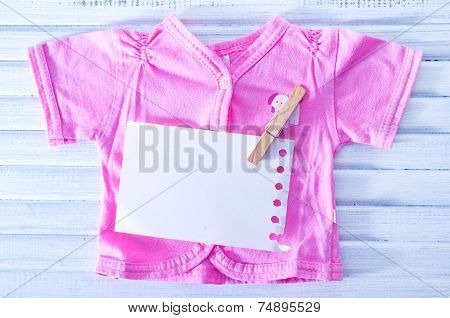 clothes for girls and Board records