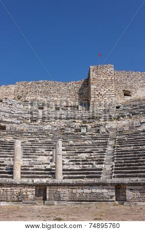 Honorary Seats In Miletus