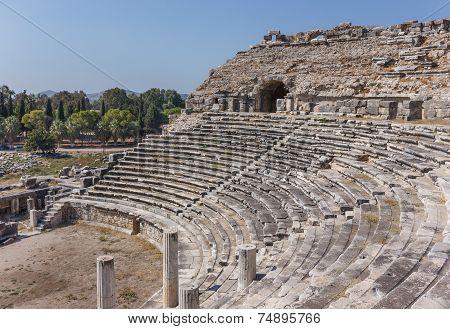 Miletus Amphitheater 3