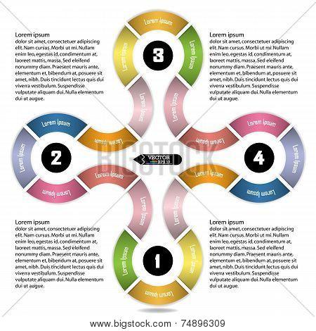 modern infographics banner.presentation template