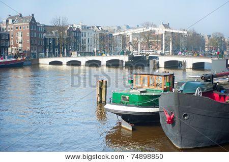 Amsterdam Scenic