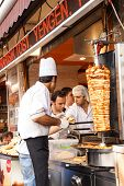 pic of kababs  - ISTANBUL  - JPG