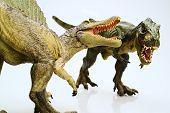 stock photo of dinosaur  - Dinosaur Close Up  - JPG
