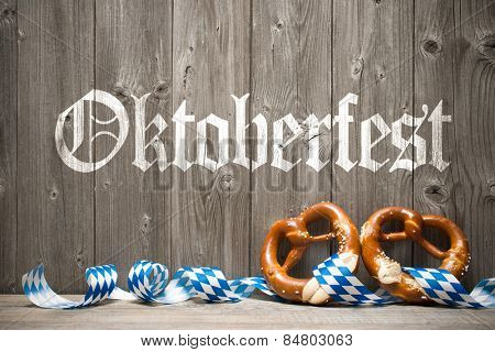 Oktoberfest german beer festival template background.