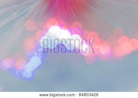 Fiber Optics Wallpaper
