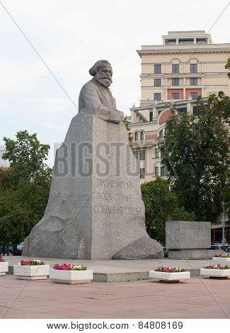 Karl Heinrich Marx Monument
