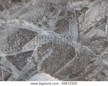 Brittle Ice