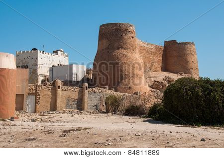 Tarout Castle's Fortifications, Tarout Island, Saudi Arabia