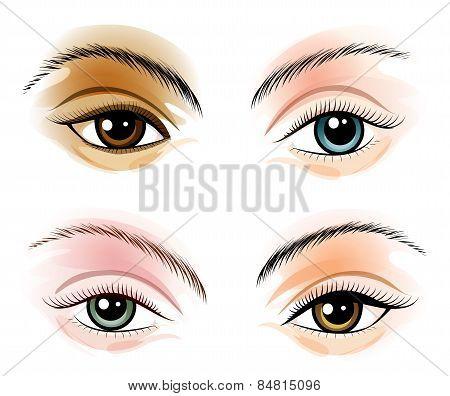 Eye Set