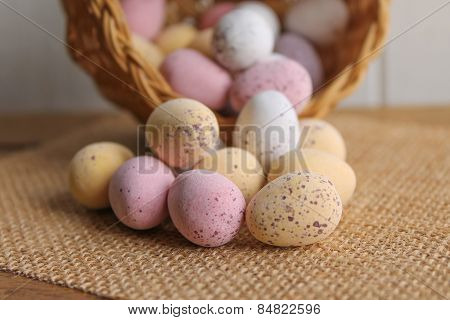 Easter Egg Display