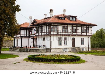 Nice Traditional House at Kalemegdan fortress in Belgrade