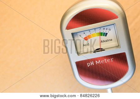 Analog Soil Ph Meter