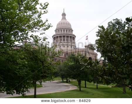 Texas Capitol in Austin, Texas