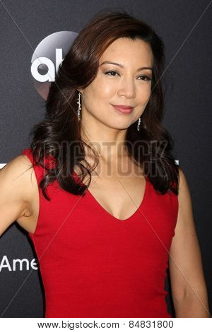 LOS ANGELES - FEB 28:  Ming Na Wen at the