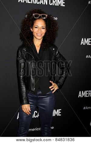 LOS ANGELES - FEB 28:  Sherri Saum at the