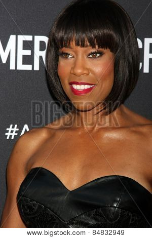 LOS ANGELES - FEB 28:  Regina King at the