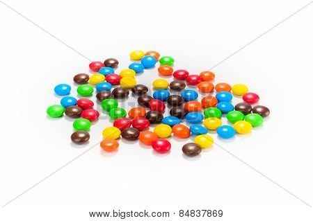 Lots Of Colorful Candies