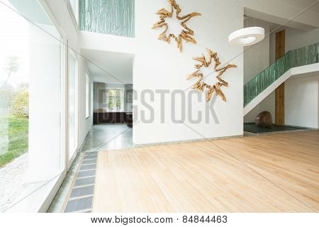 Modern Decoration On The Wall