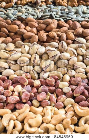 Nuts Fruit Mix