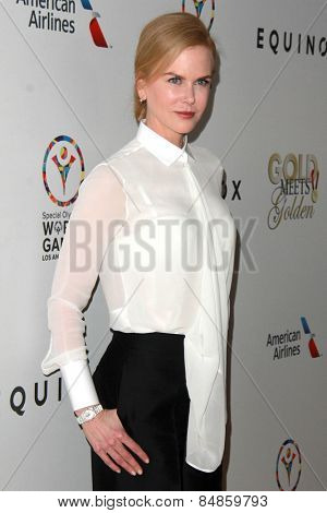 LOS ANGELES - FEB 21:  Nicole Kidman at the 3rd