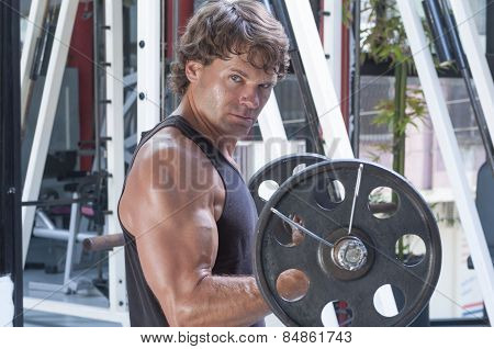 Heavy Arm Curls